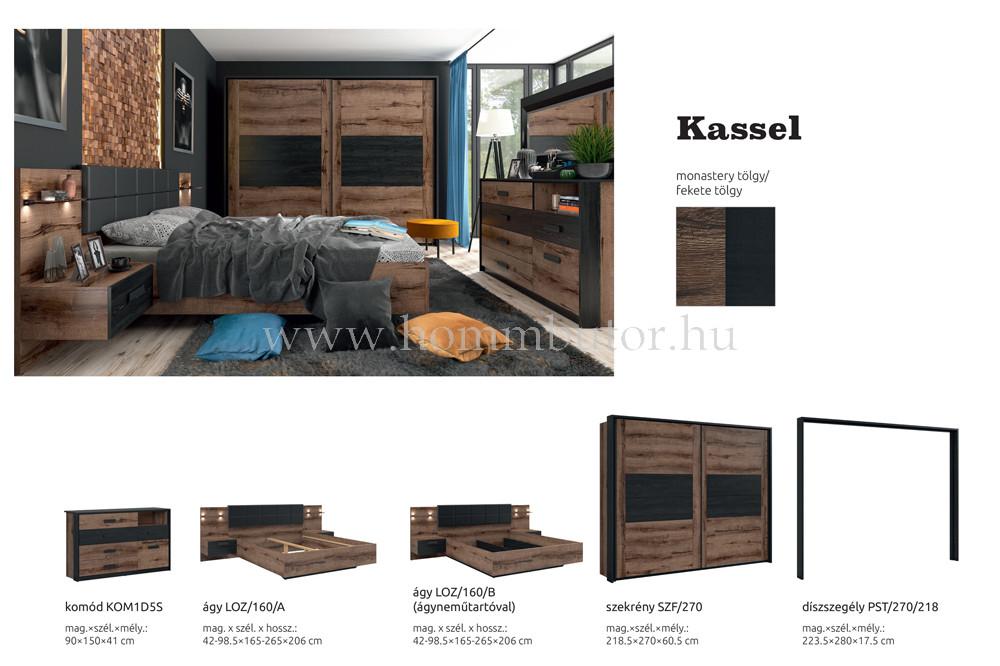 KASSEL komód 150x90 cm