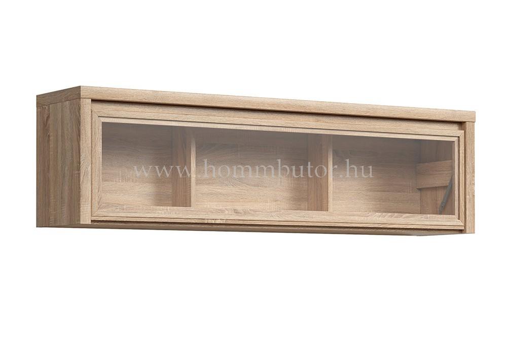 KASPIAN fali vitrin 144x40 cm