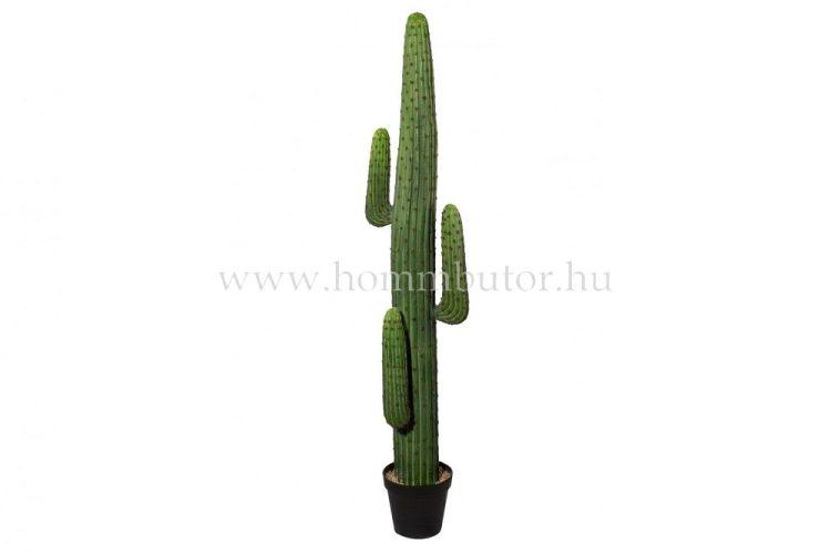 KAKTUSZ élethű növény dekoráció 173 cm magas