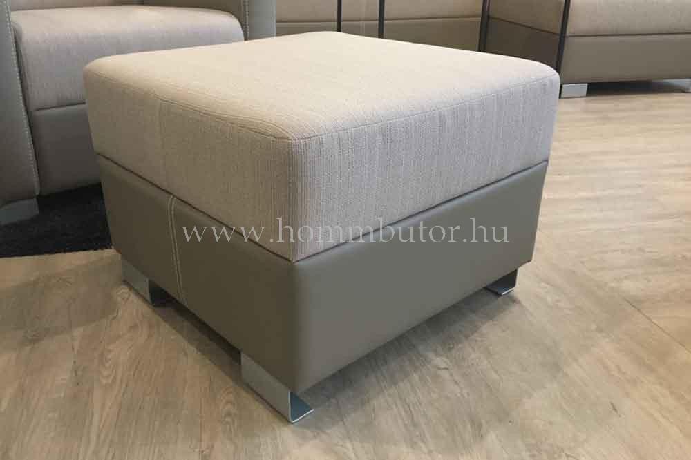 KELLY ülőke 55x55 cm taupe-bézs színben