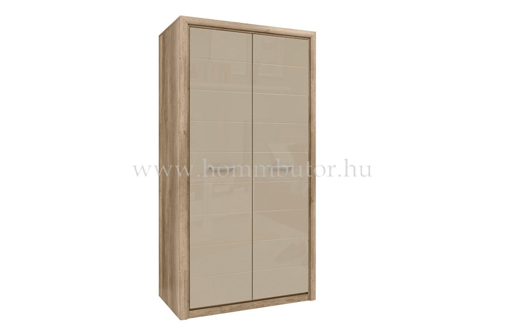 KOEN II akasztós szekrény 104x200 cm