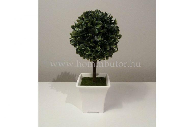 LABDAFA élethű növény dekoráció 25 cm magas