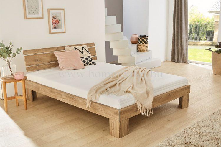 LOLKA fix ágykeret ágydeszkával és matraccal 140x200 cm