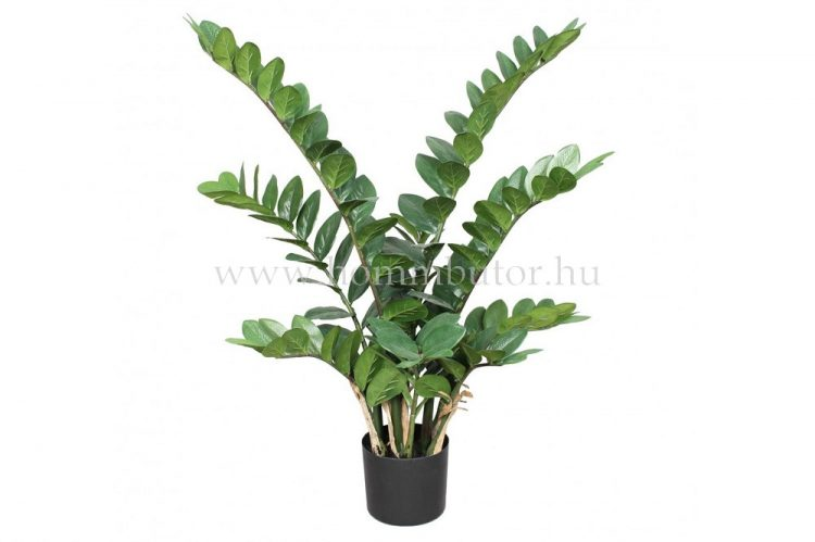 LEGÉNYPÁLMA élethű növény dekoráció 90 cm magas