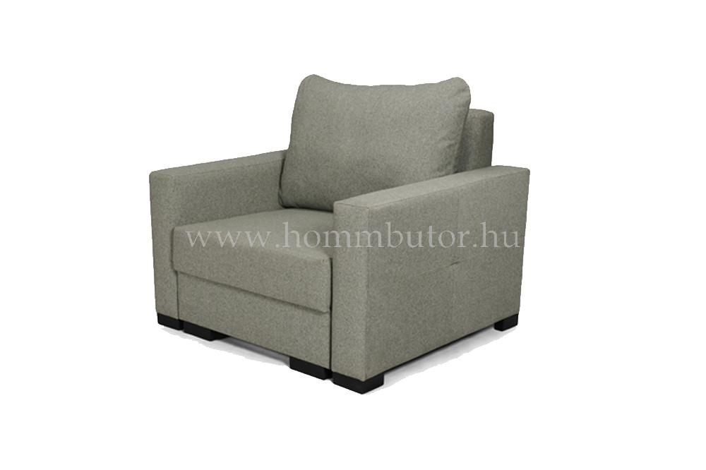 NALA fotelágy 109x103 cm