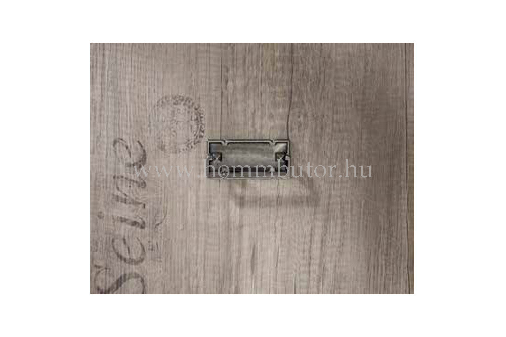 MALCOLM komód 2 ajtós 4 fiókos 130x88 cm