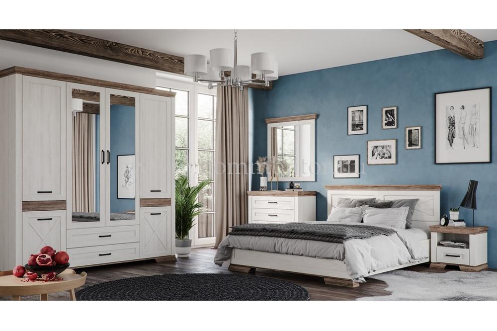 MARSELLE elemes hálószoba bútorcsalád