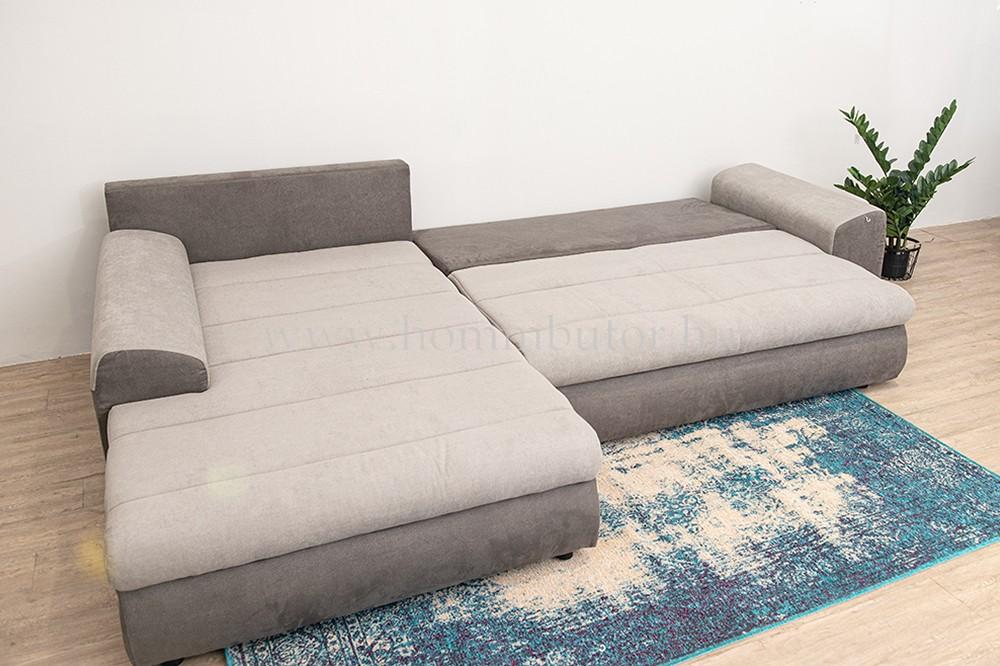 MELIO L-alakú ülőgarnitúra 306x200 cm