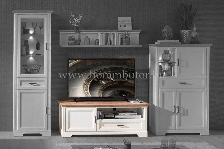 MENTA TV-állvány 1 fiókos 1 ajtós 143x54 cm