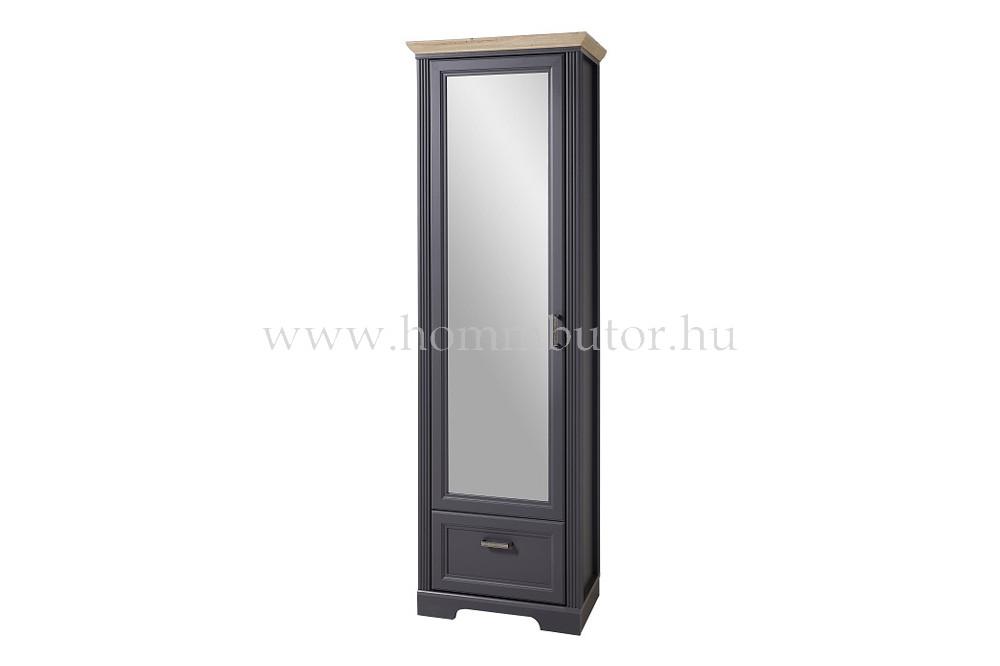 MENTA tükrös előszobaszekrény 65x204 cm