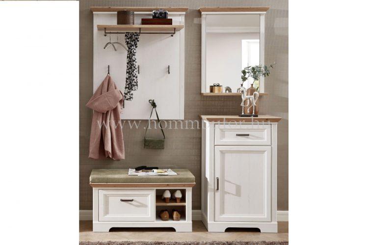 MENTA elemes előszoba bútorcsalád 158x185x41 cm