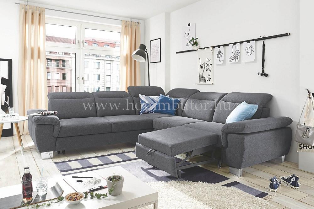 MONTREAL L-alakú ülőgarnitúra 278x278 cm