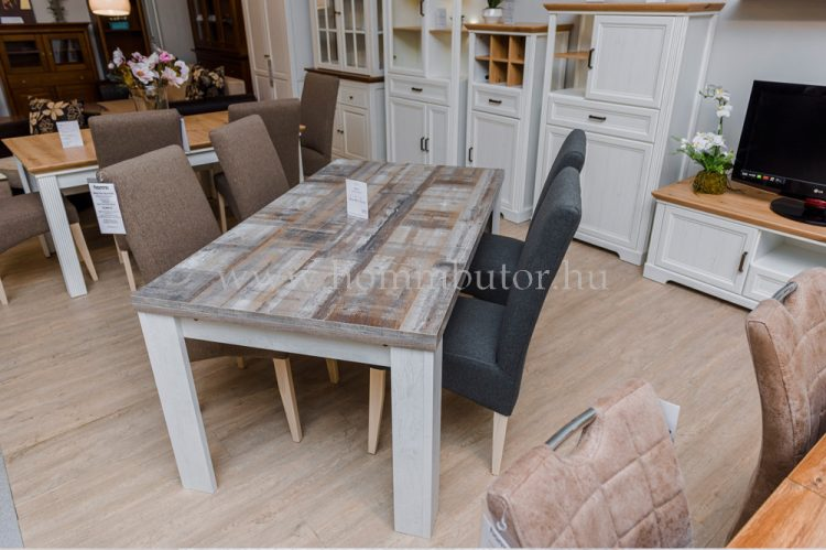 MONZA bővíthető étkezőasztal 160/260x90 cm