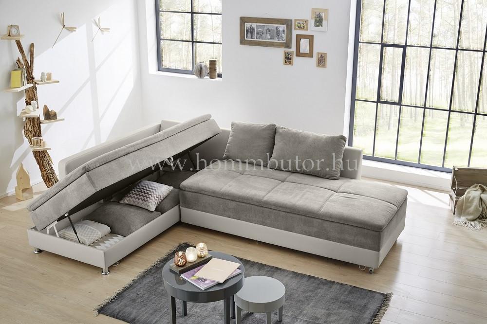 MONDAY L-alakú ülőgarnitúra 307x220 cm