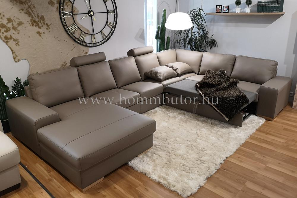 MONACO / MOROCCO U alakú elemes ülőgarnitúra 385x262/183 cm