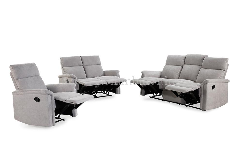 MURIEL 2 üléses relax kanapé