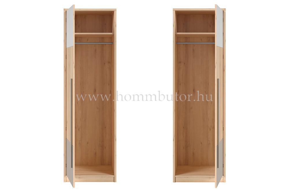 NAMEK akasztós szekrény 60x199 cm
