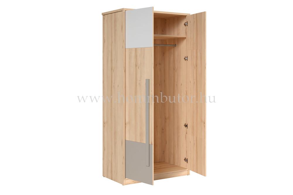 NAMEK akasztós szekrény 95x199 cm