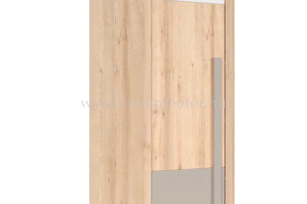NAMEK sarokszekrény 80x199 cm