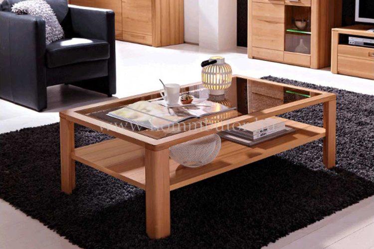 NATURE PLUS dohányzóasztal 120x70 cm