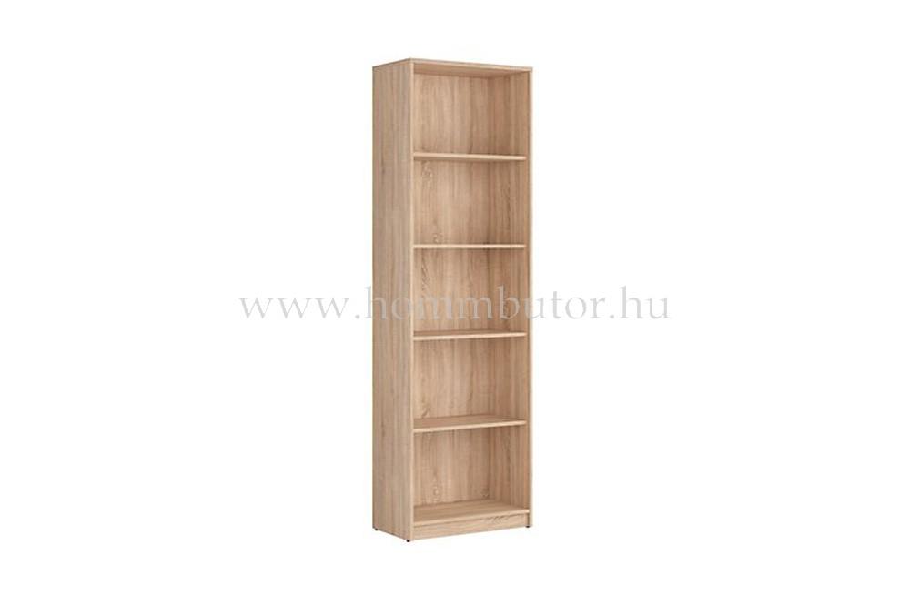 NEPO PLUS szekrény4 polcos 60x197 cm