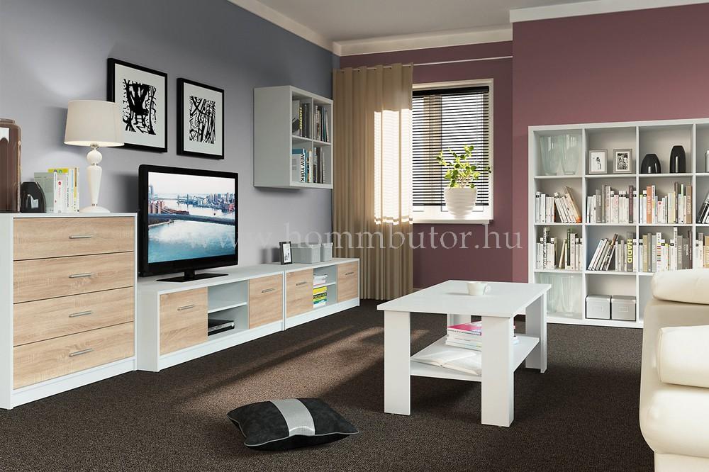 NEPO PLUS TV-állvány 139x43 cm