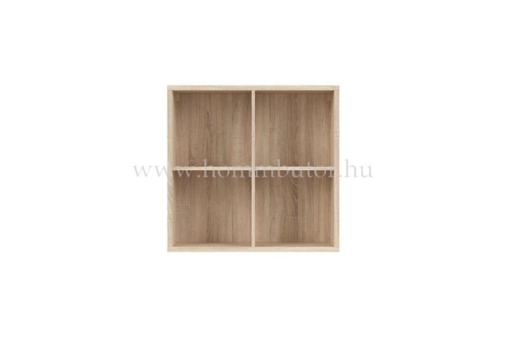 NEPO PLUS fali szekrény 80x78 cm