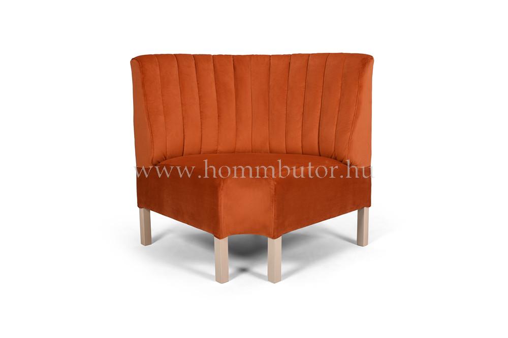NIRVANA sarokpad 80x80 cm
