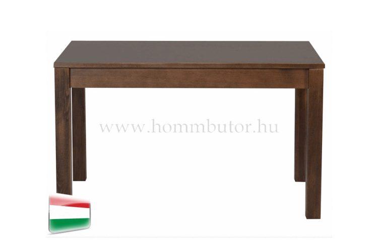 NORMAFA étkezőasztal 130x80 cm bővíthető wenge színben