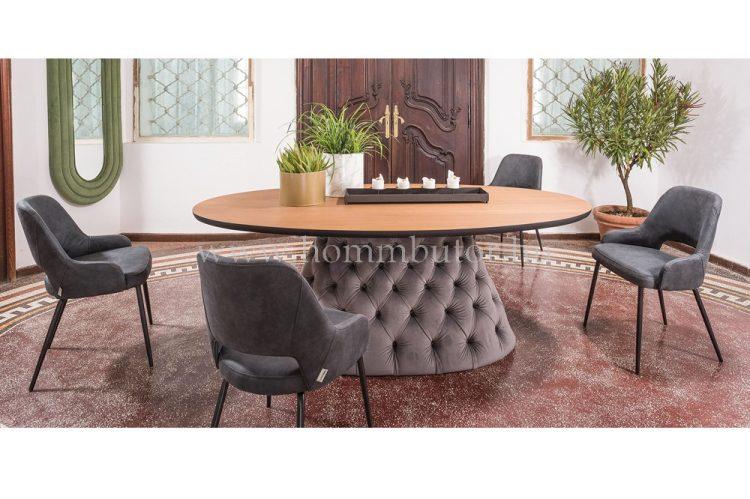 ODIN fix étkezőasztal 200x115 cm