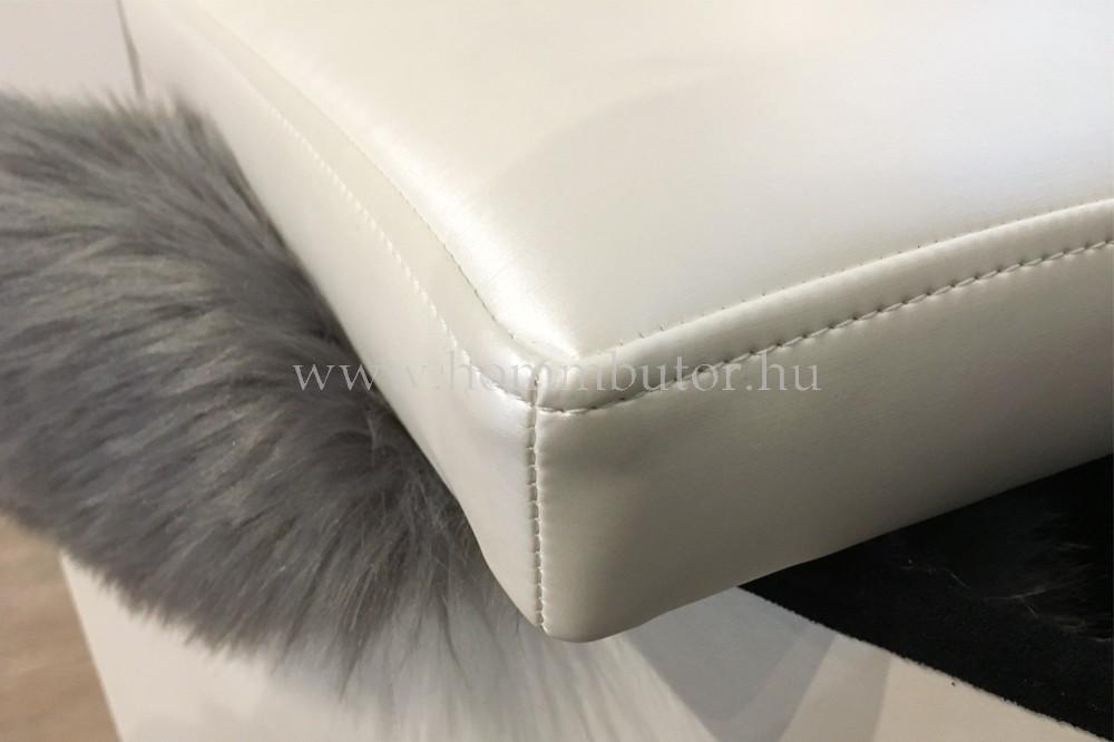 PACKAGE ülőke 40x40 cm fehér