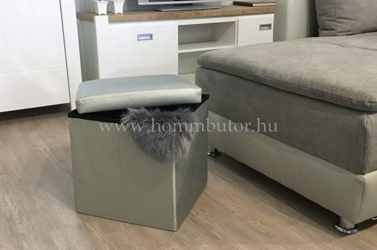 PACKAGE ülőke 40x40 cm metál
