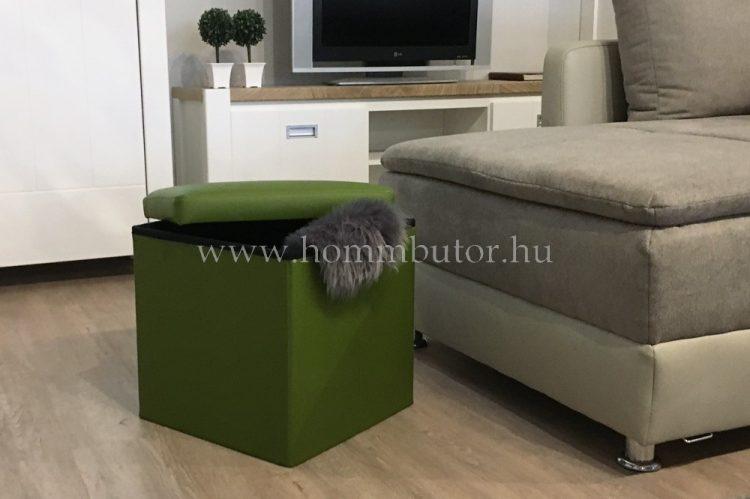 PACKAGE ülőke 40x40 cm olíva zöld