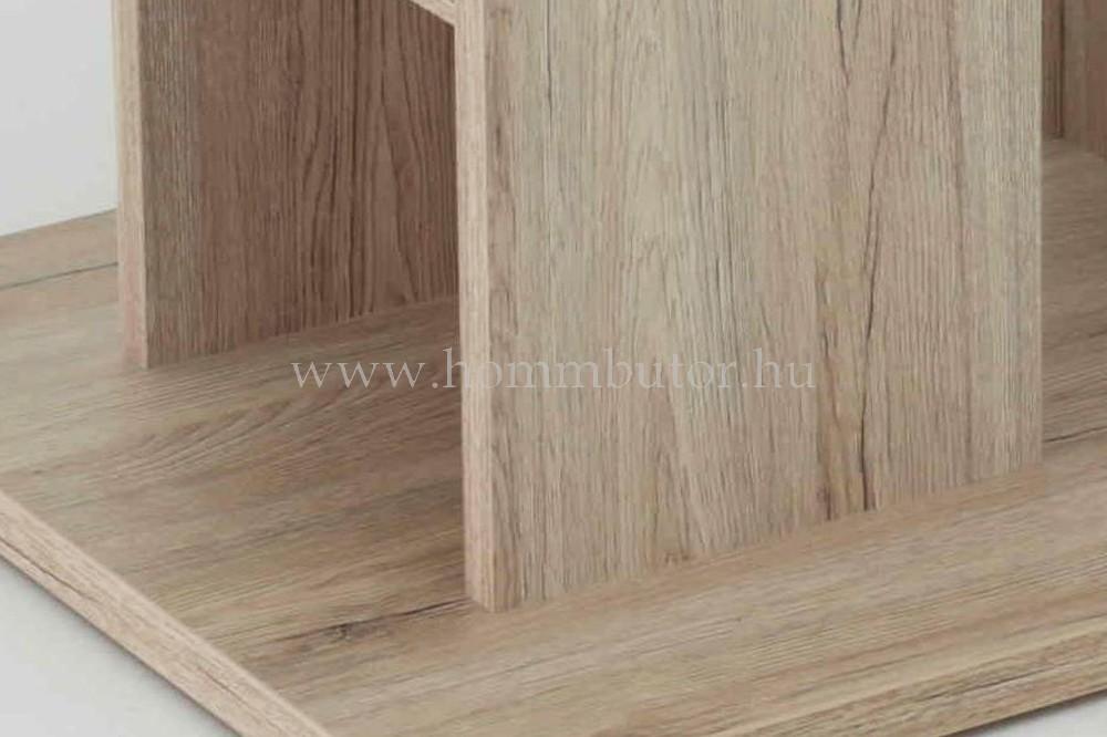 PADOVA bővíthető étkezőasztal 120/160x80 cm