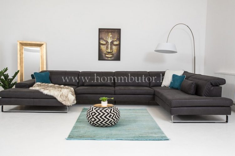 PANAMA U-alakú ülőgarnitúra 415x245/180 cm