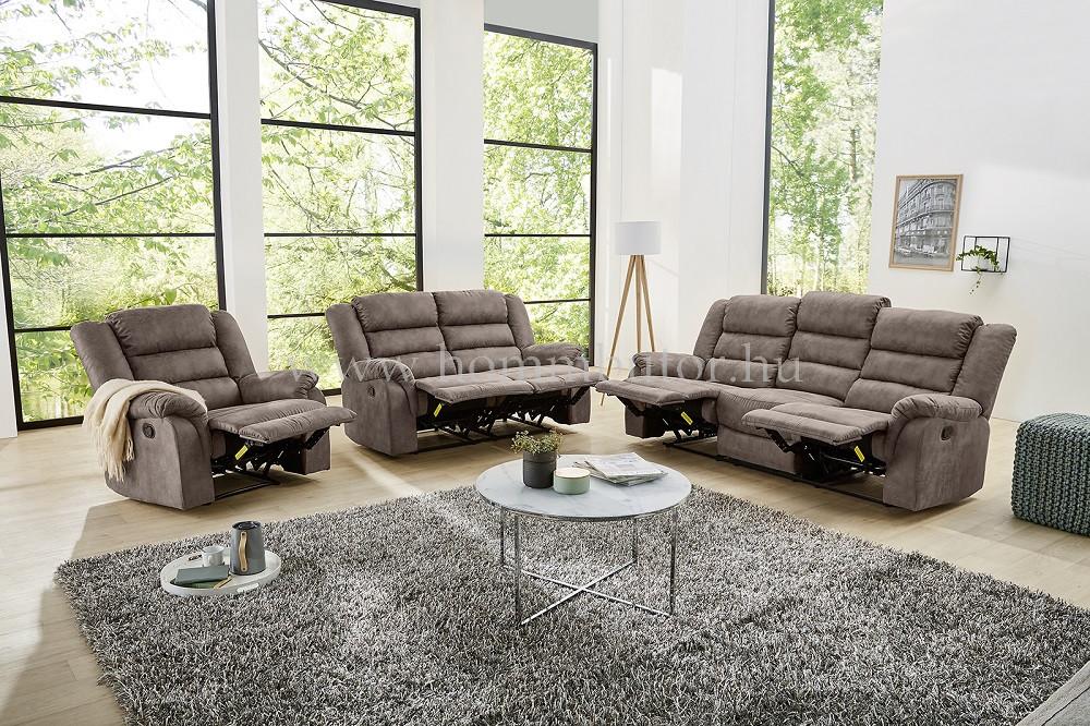 PARMA 2 üléses relax kanapé