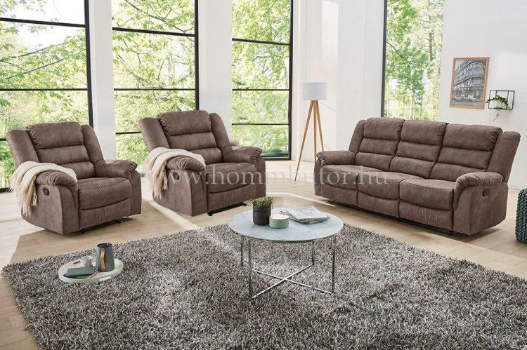 PARMA 3-1-1 relax ülőgarnitúra