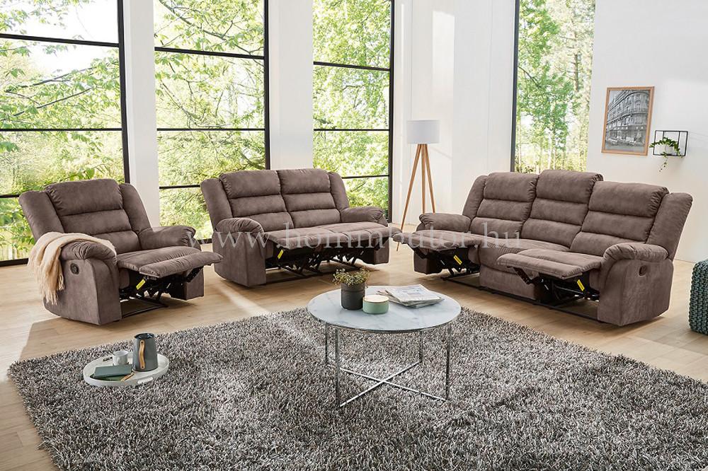 PARMA 3-2-1 relax ülőgarnitúra