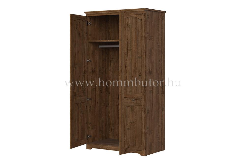 PATRAS akasztós szekrény 103x201 cm