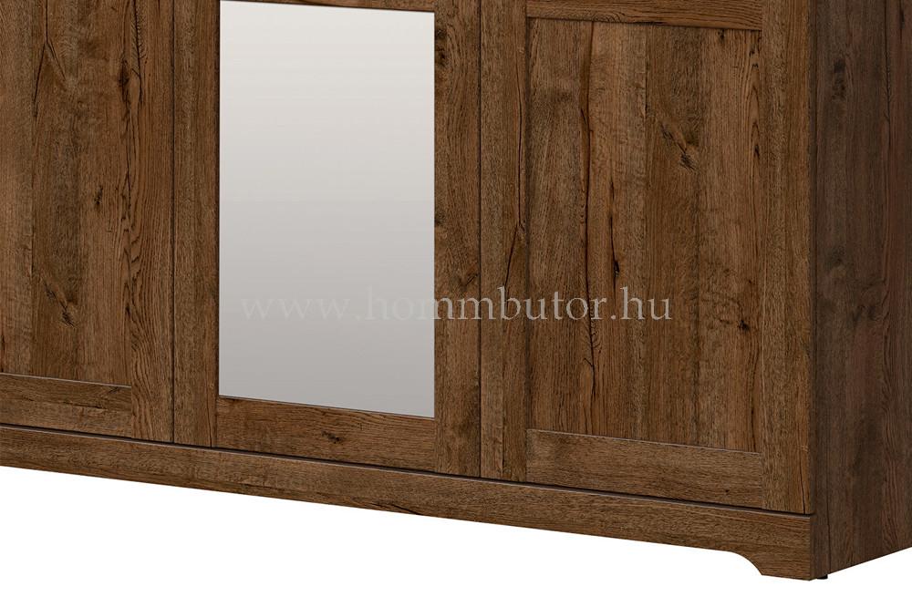 PATRAS akasztós szekrény 153x208 cm