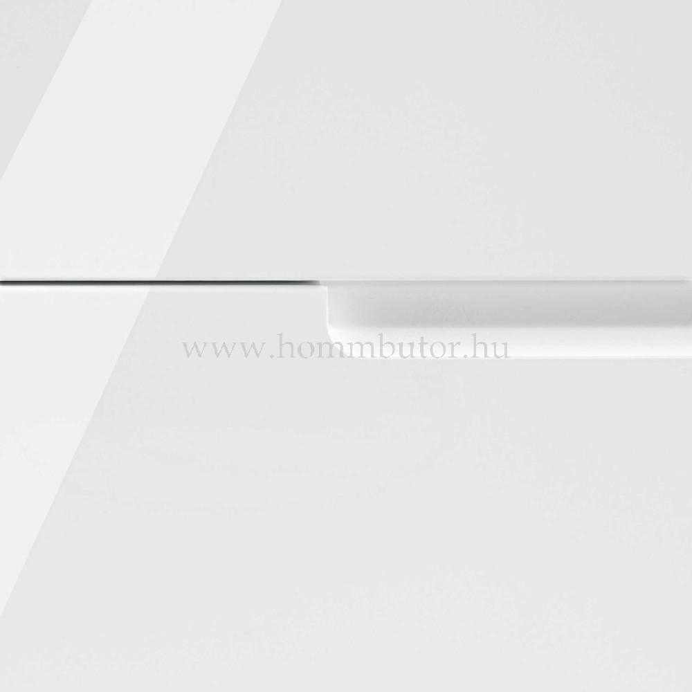 PIXEL 5 komód 1 ajtós 4 fiókos 100x81 cm