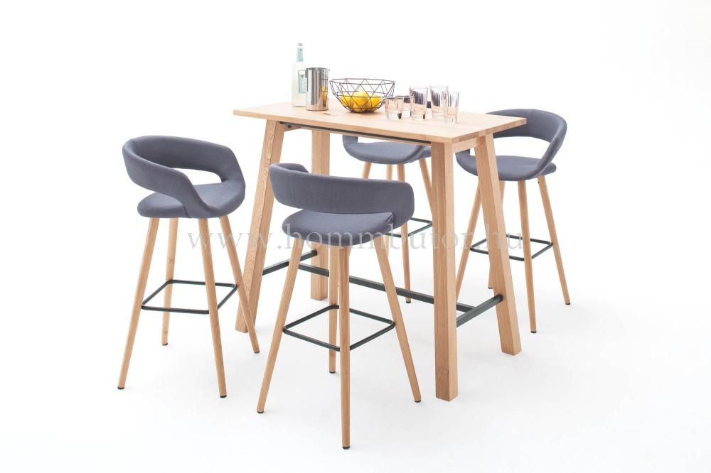 RACHEL bárasztal 117x58 cm
