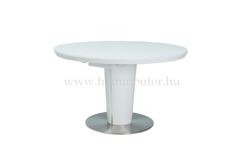 ROGO bővíthető étkezőasztal 120x120 cm