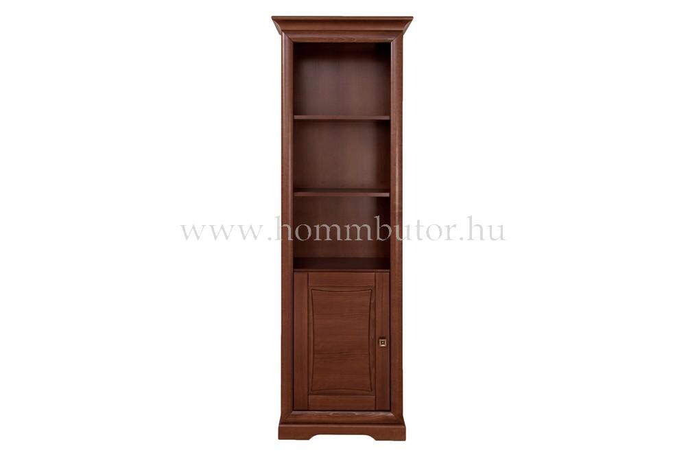 ROSSINI szekrény 1 ajtós 3 polcos 68x205 cm