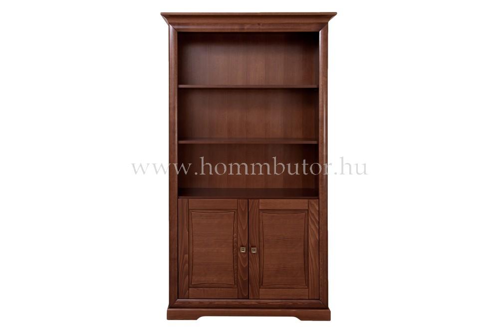 ROSSINI szekrény 2 ajtós 3 polcos 115x205 cm