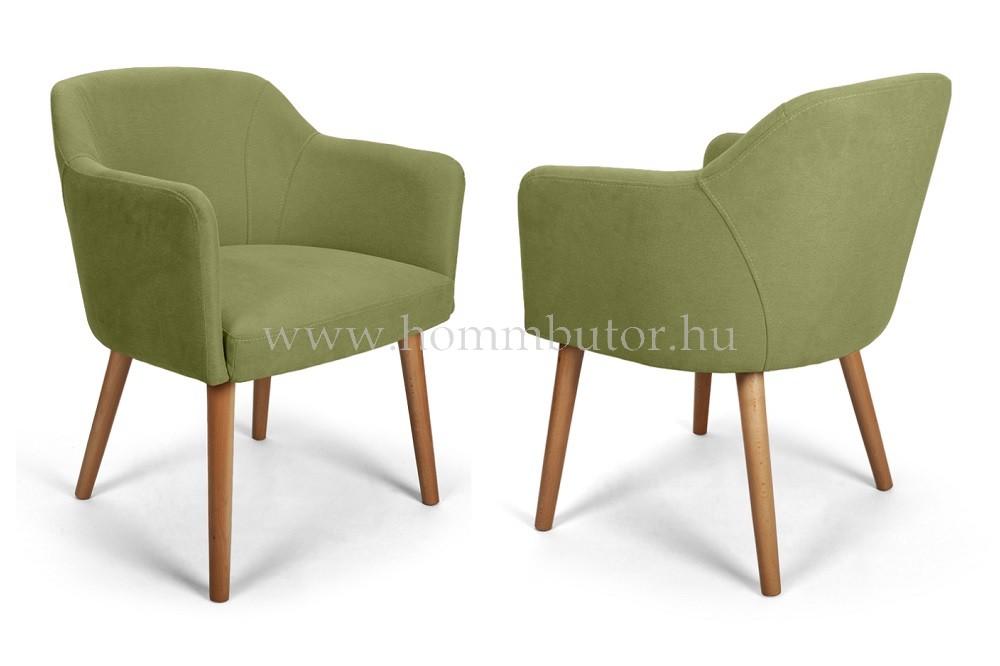 SANTORINI karfás szék