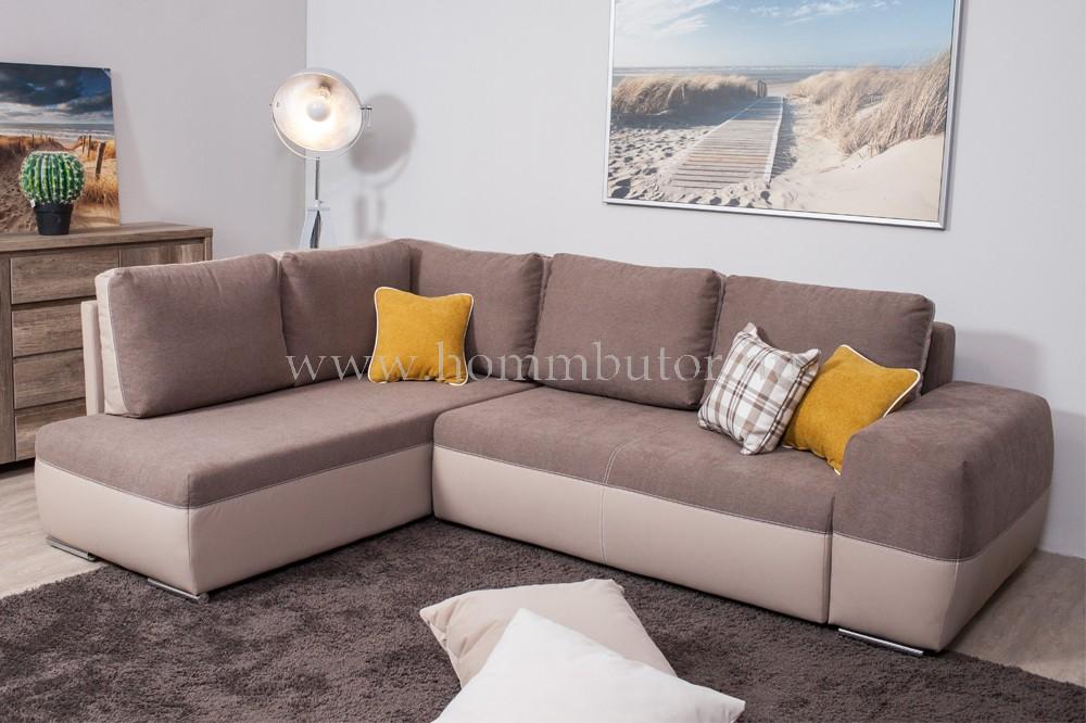 SIRIUS L-alakú ülőgarnitúra 265x208 cm