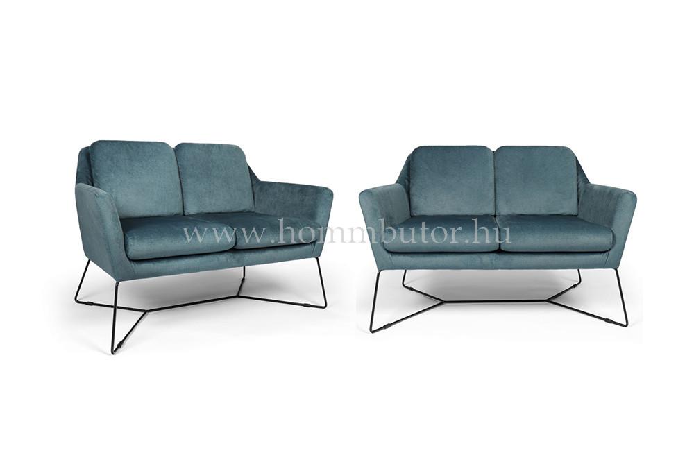 CESAR 2 üléses kanapé 130x75 cm