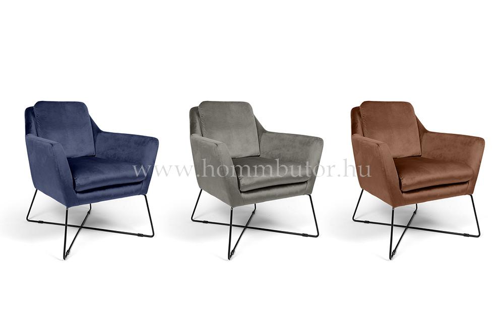 CESAR fix fotel 75x75 cm