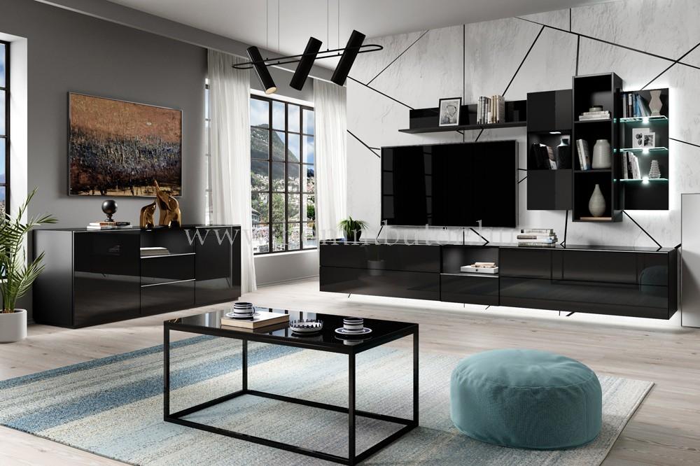 STELLA elemes nappali összeállítás 290x190 cm
